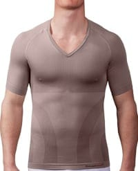 Knapman Invisible - Deep V-Neck